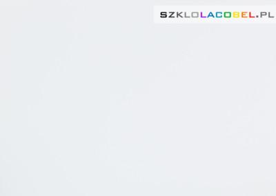 Panele Szklane Lacobel Delikatna Biel 9010