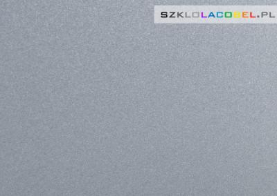 Panele Szklane Lacobel Intensywne Aluminium 9007