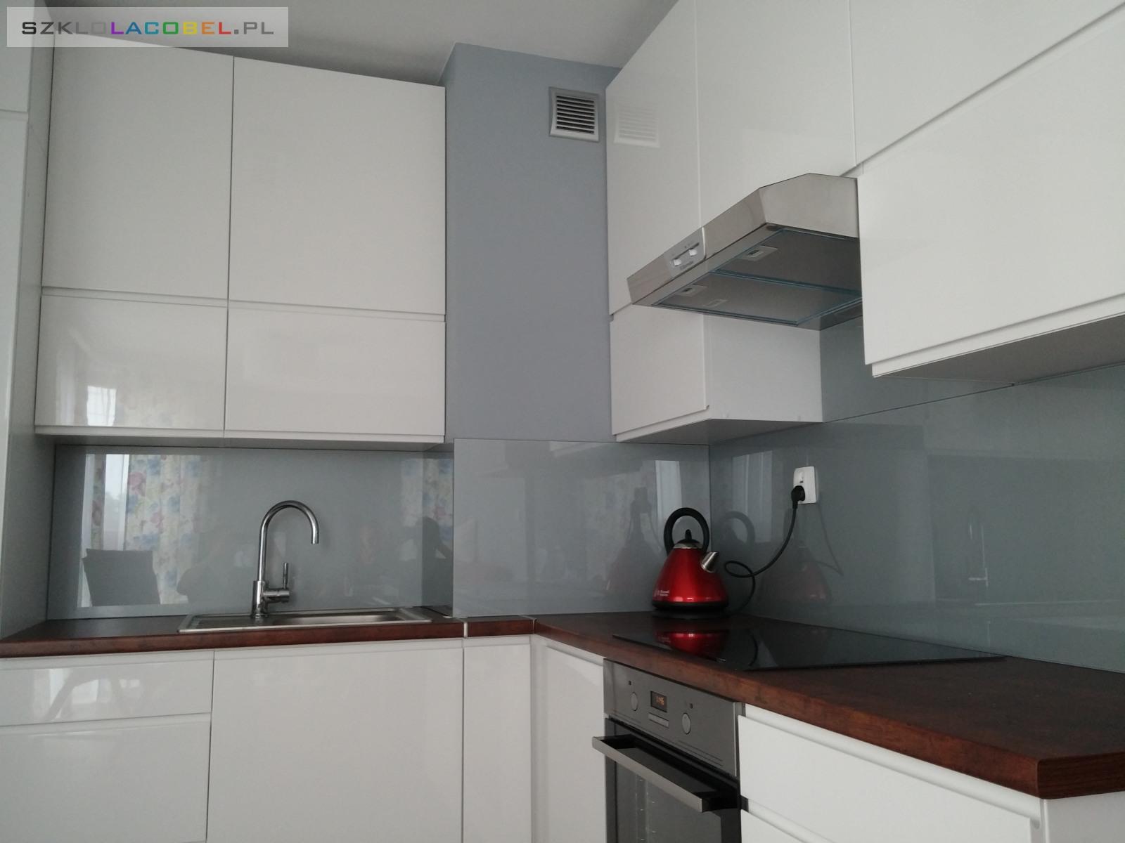 Panele Szklane Krakow 9006 Metaliczna Szarosc 3
